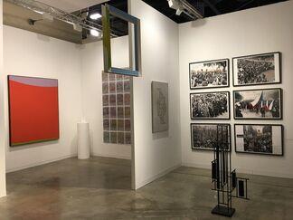 Henrique Faria Fine Art at Art Basel in Miami Beach 2016, installation view
