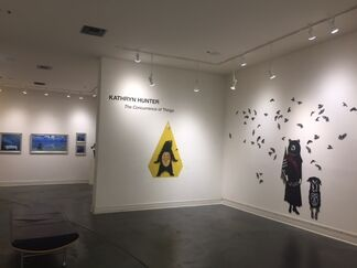 The Concurrence of Things: Kathryn Hunter, installation view