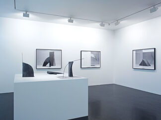 Shapeshift with Sarah Braman, Iran Do Espirito Santo, Jim Hodges & Erin Shirreff, installation view