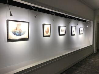 At Sea, installation view