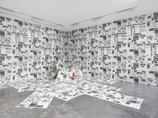 Afterimage: Dangdai Yishu, installation view