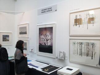 Stoney Road Press at London Original Print Fair 2015, installation view