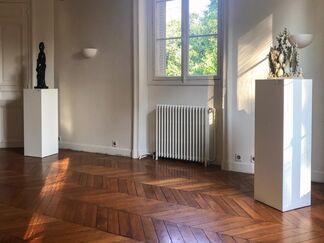 Elmar Trenkwalder, installation view