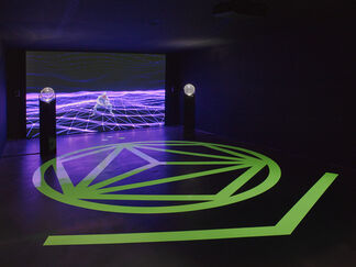 Zach Blas -- Contra-Internet, installation view