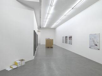 Hugh Scott-Douglas: Consumables, installation view