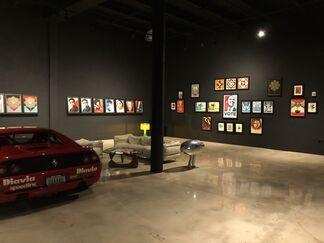 Shepard Fairey, installation view