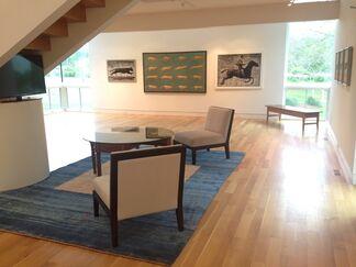Andrew Nixon: Stillness and Motion, installation view