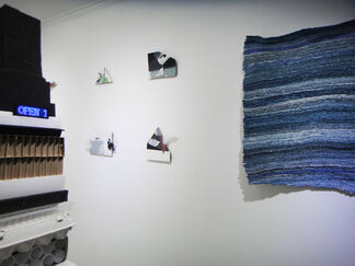 The Relevance of the Critical Medium, installation view