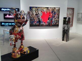 Contessa Gallery at Art Wynwood 2014, installation view