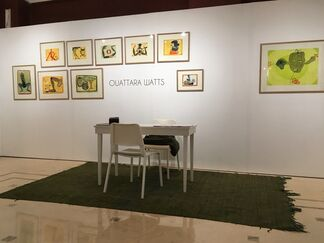 (S)ITOR at 1-54 Marrakech 2018, installation view