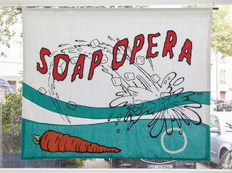 Yoan Mudry: Soap Opera, installation view