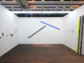 OFG.XXX at Material Art Fair, installation view