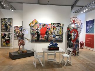 Contessa Gallery at Market Art + Design 2017, installation view