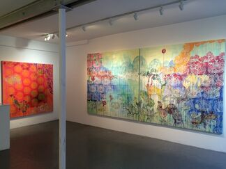 Paradise Between, installation view