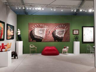 Chowaiki & Co. at Art Miami 2014, installation view