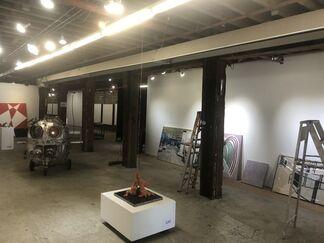 Wide Open 11, installation view