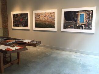 George Steinmetz - New York Air, installation view