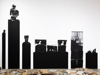 Noa Yekutieli: Pedestal, installation view