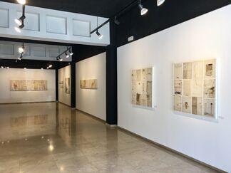 """Fernando ALDAY. """"Sueño creador"""", installation view"""