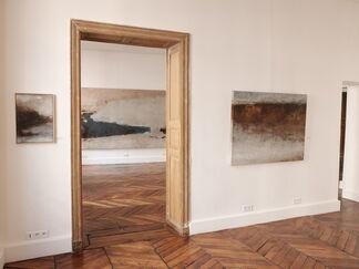"Giulio Camagni, Peintures - Exposition ""Hors les murs"", installation view"