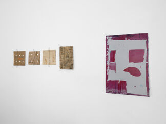 RYAN FOERSTER, Want and Digest, installation view