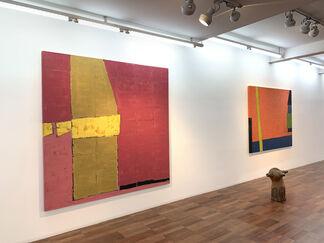 Two Josés: Bernnô and Bezerra, installation view
