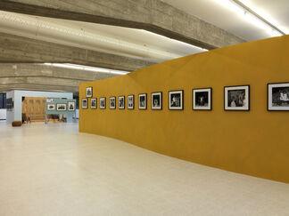 Malick Sidibé   La vie en rose, installation view