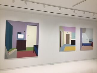 Home As An Irrevocable Condition, installation view