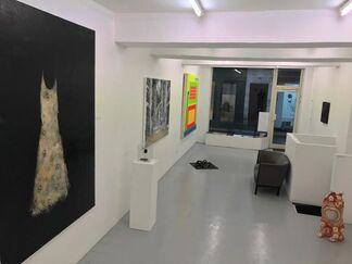 Mimmo Scognamiglio / Placido at LE PARIS, installation view