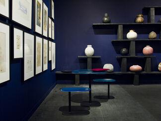 Edward Cella Art and Architecture at Design Miami/ 2014, installation view