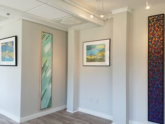 Currently on View at Miller White, installation view