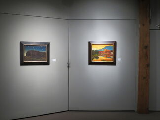 Thomas Wood | New Paintings, installation view