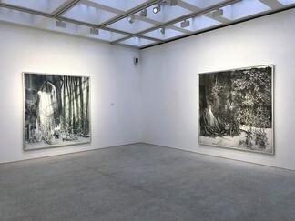 Julio Vaquero: Memorias del mundo físico, installation view