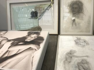 Galerija VARTAI at Code Art Fair 2017, installation view