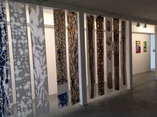 KaNiBaL'HoPoX exhibition in Palanga at Antanas Mončys Museum-House, installation view