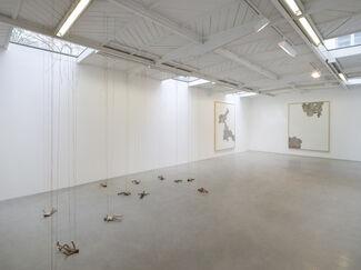 LATIFA ECHAKHCH - Les Figures, installation view