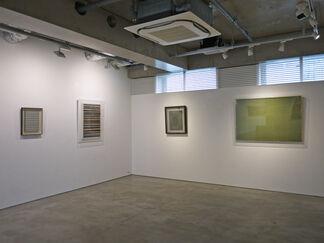 Masaaki Yamada Solo Exhibition: Form on the Borderline, installation view