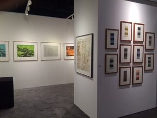 Galerie Sabine Knust at IFPDA Print Fair 2015, installation view