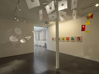 Susumu Shingu - COSMOS, installation view