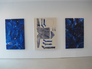 East Side to the West Side, installation view