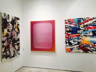 FP Contemporary at CONTEXT Art Miami 2015, installation view