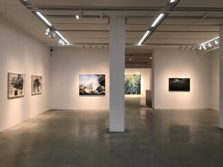 'scape, installation view