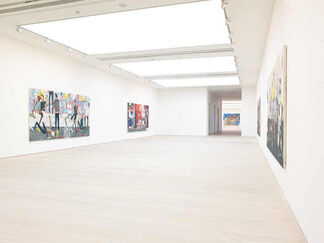 Iconoclasts: Art Out of the Mainstream, installation view