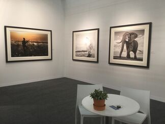 Amstel Gallery at Art New York 2017, installation view