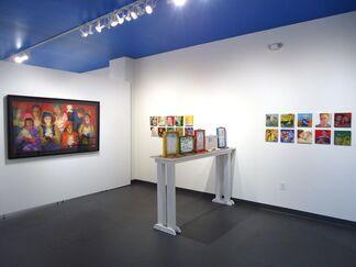 Carol Taylor-Kearney, installation view