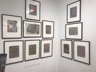 BigTown Gallery at Outsider Art Fair 2020, installation view