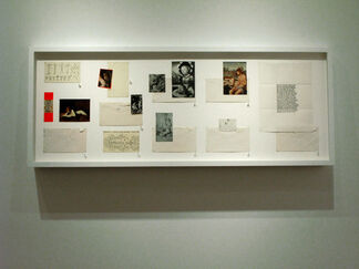 In the Minds of Me – Ad Reinhardt Drawings and Thoughts on Paper (1946-1967), installation view