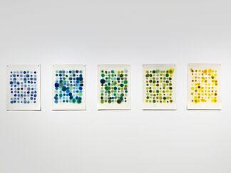 Lourdes Sanchez, 80 Dots, installation view