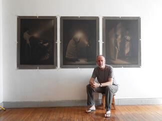 José Marchi: Darkness of Light, installation view