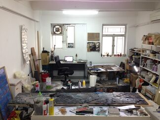 de Sarthe Artist Residency x Andrew Luk, installation view